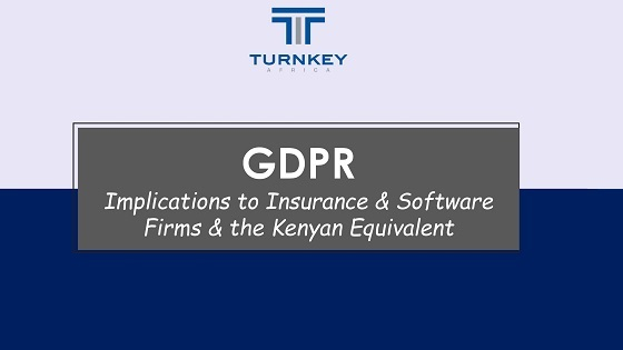 GDPR Kenya