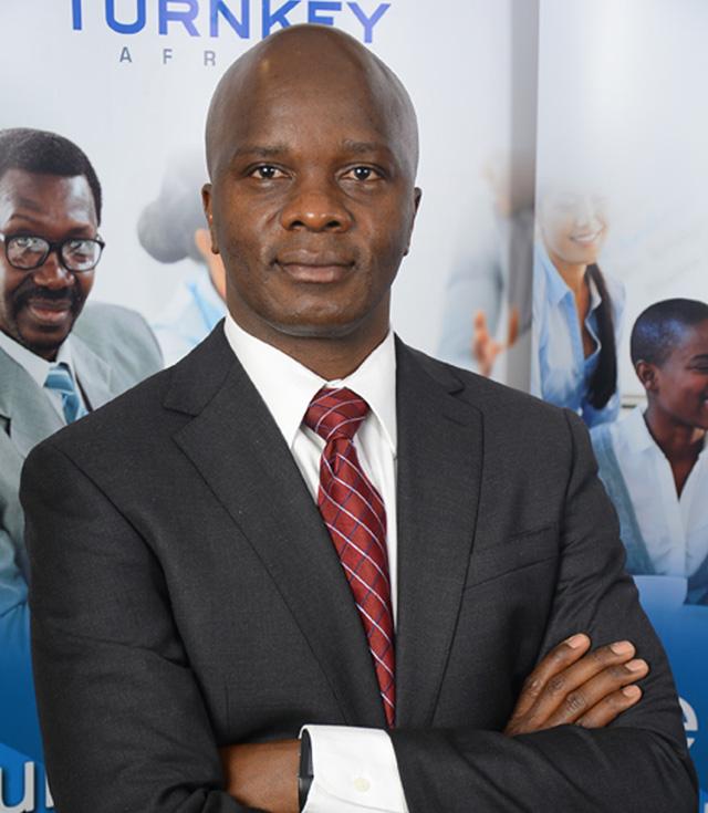 Kizito Makatiani, Turnkey Africa